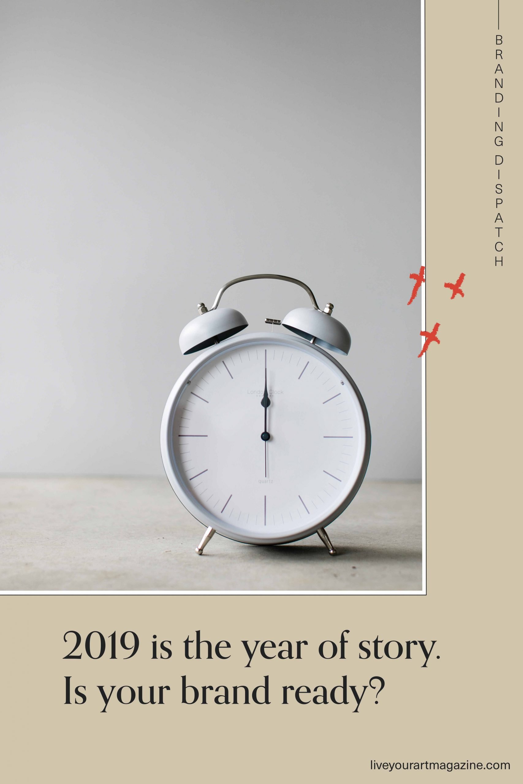 2019 is the year of story. Is your brand ready?