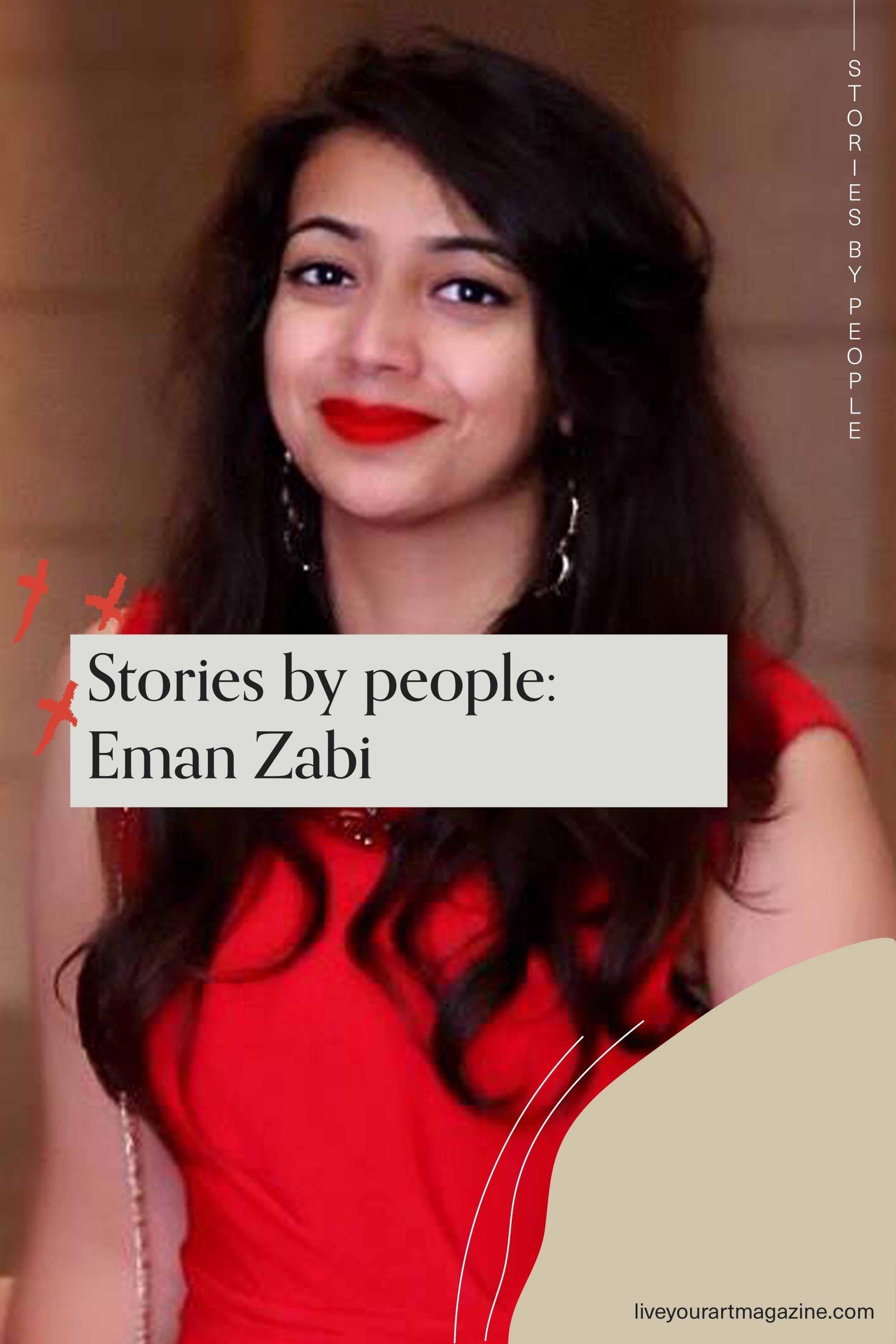 Stories by people: Eman Zabi