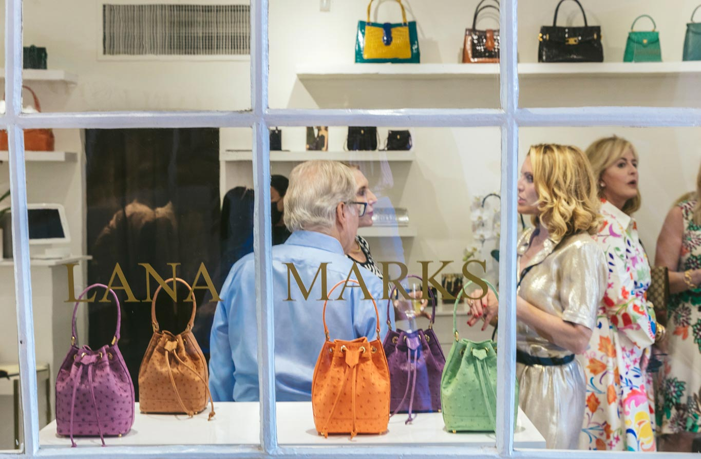 LANA MARKS  is a timeless luxurious brand created with you in mind